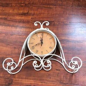 Anthropologie Clock